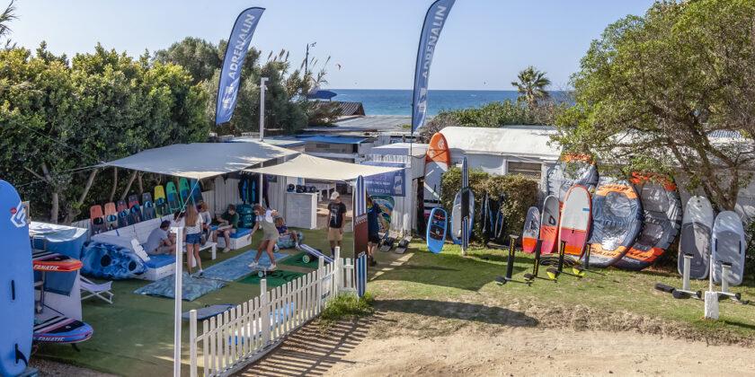 Kitesurf Vakantie Naar Het Windzekere En Zonnige Tarifa In Zuid Spanje