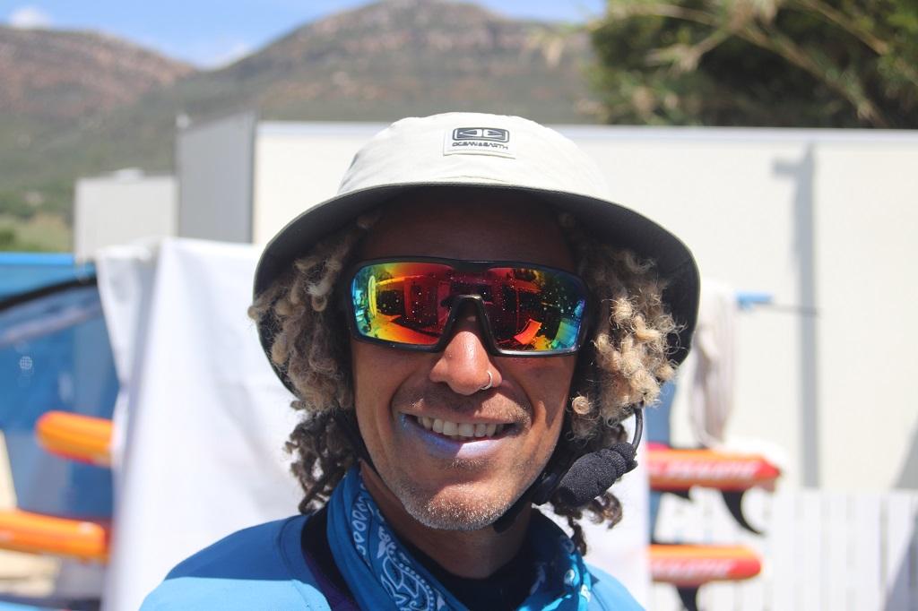 SURF INSTRUCTOR SANTI CABRERA GARCIA